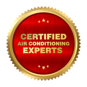 Certified Air Conditioning Experts